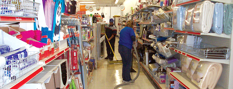 Commercial Flood Clean Up